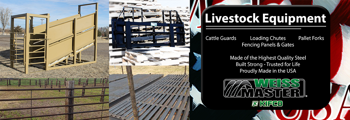 Weiss Master Livestock Equipment