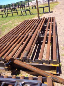Cattle Guard Pipe To...