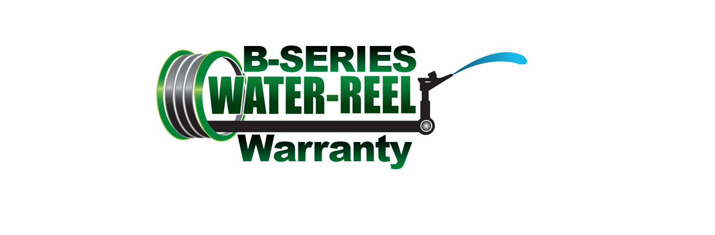 b-series water-reel warranty