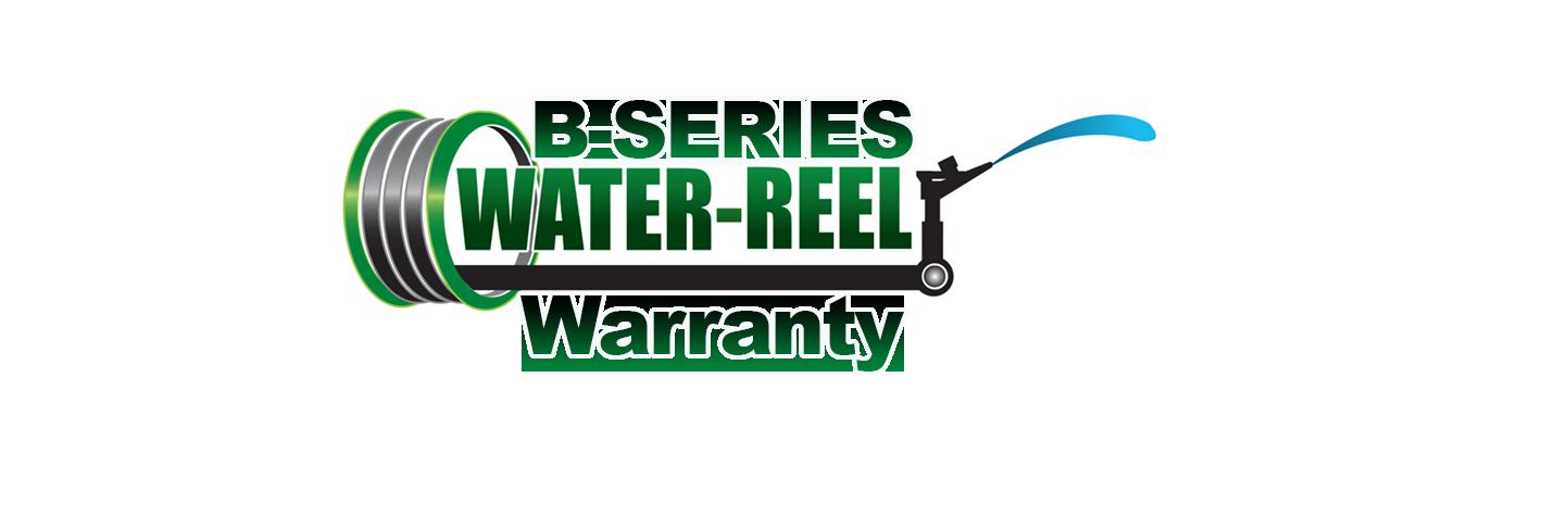 b-series water-reel warranty
