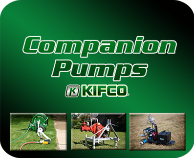 Kifco Pumps including booster pumps, primary pumps, pto pumps and slurry pumps.