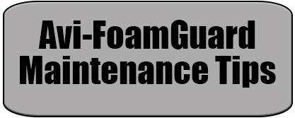 Avi-FoamGuard product support maintenance tips