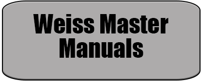 Weiss Master product support manuals