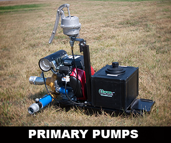 small primary pumps