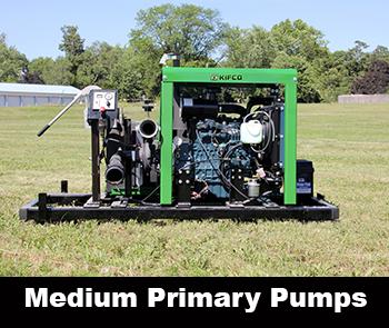 medium primary pumps
