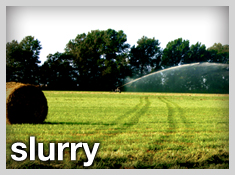 slurry disposal methods