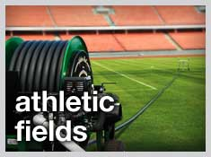 athletic field irrigation