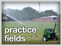 practice sports field irrigation